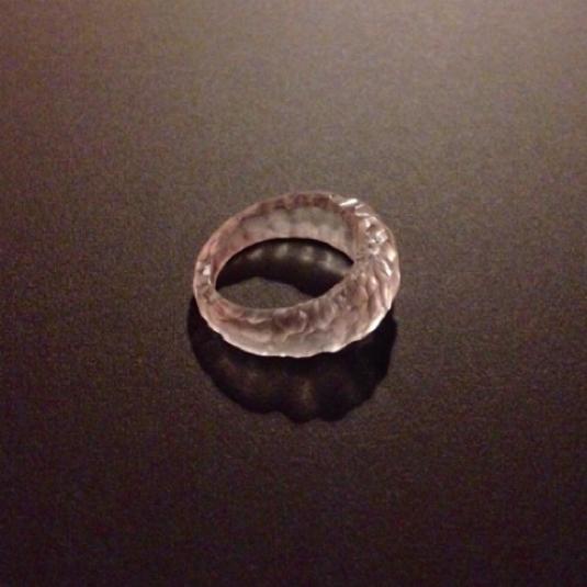 氷の指輪   t (受注製作)