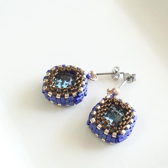 Shining beads earrings���������ӡ����Υԥ���