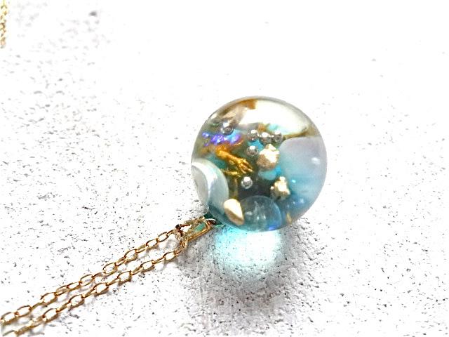 Seascape Necklace ccc