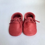 Moccasins Lace RED