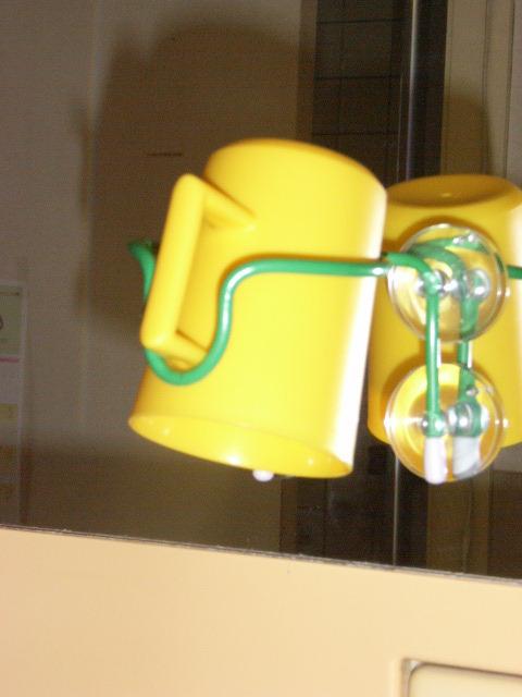 洗面台用の清潔カップホルダー (カップ付き☆送料無料)
