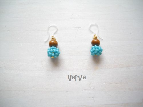 Bicolor beads PIERCE