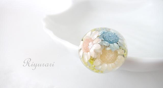 Flower Ring (trico)
