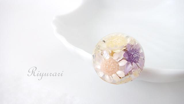 Flower Ring (pink)