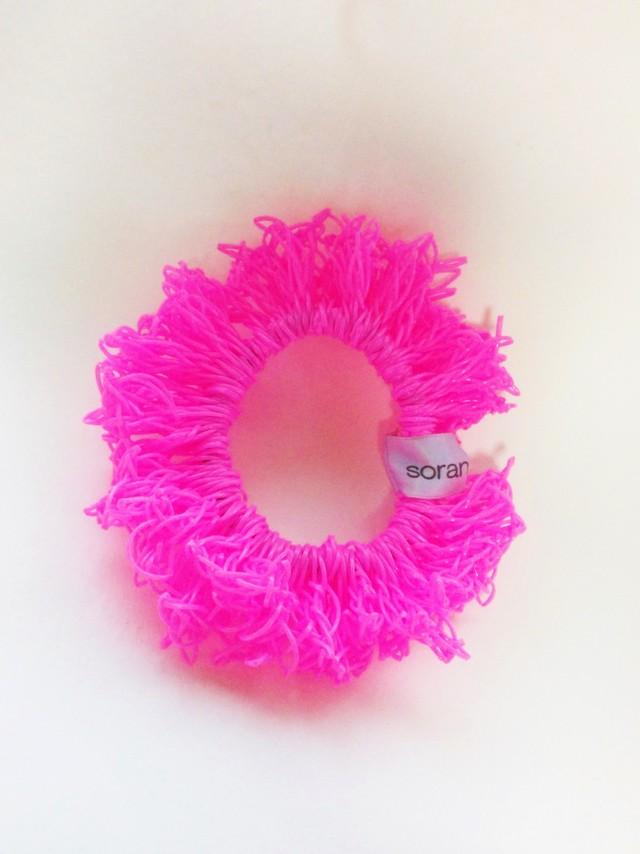 juicy nylon シュシュ pink