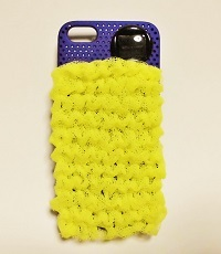 banana iPhone dress for iPhone5・iPhone5S