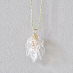 Seeds necklace・14kgf選べるシルクコードネックレス