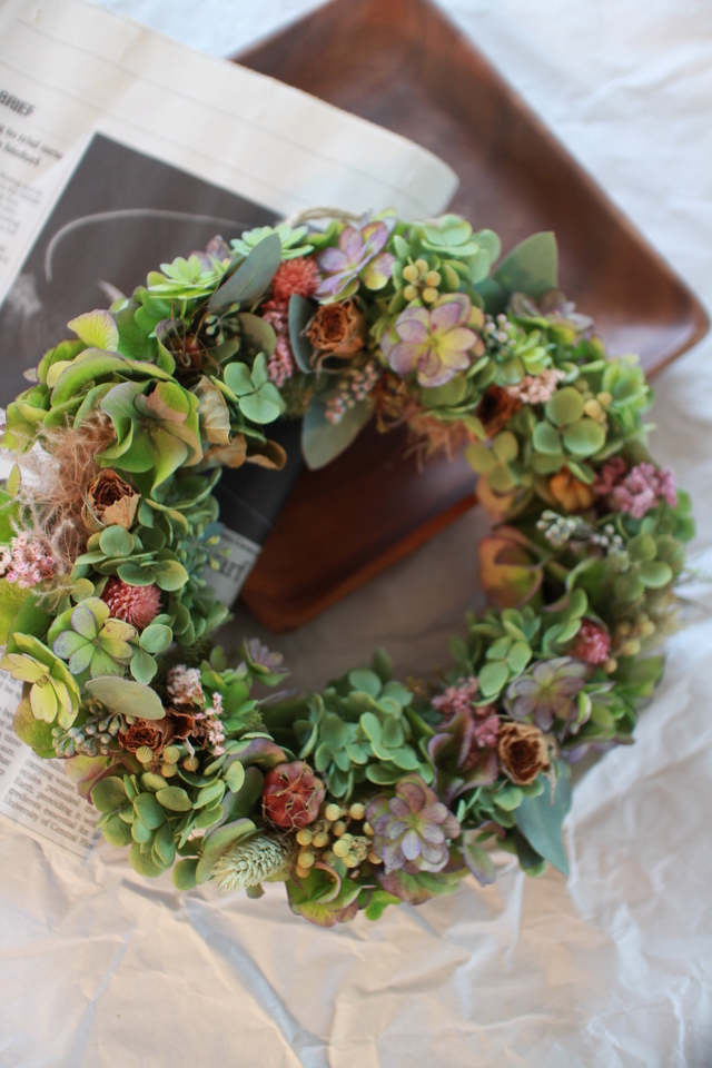 wreath #105