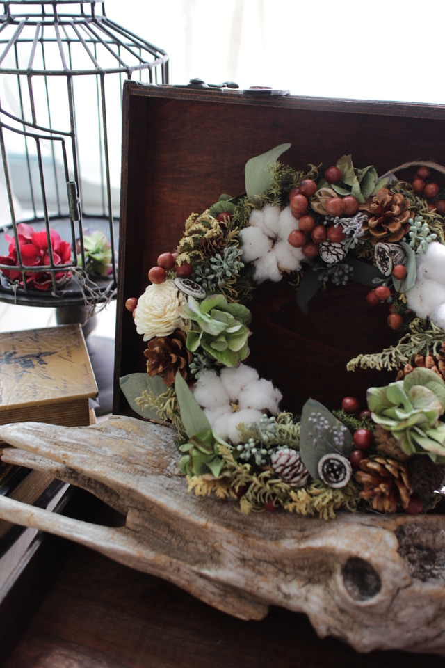 wreath #107