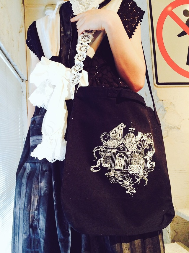 白花 メゾンドモリ Bag