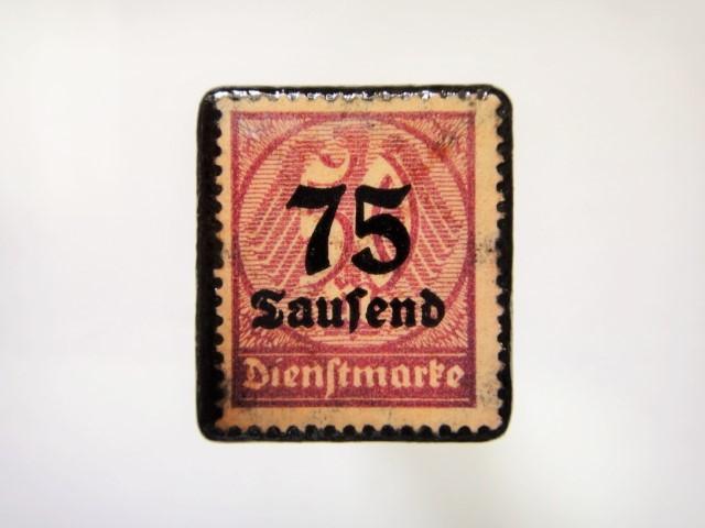 ドイツ 1923年「加刷切手」118