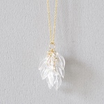Seeds necklace・14kgf長さが選べるチェーンネックレス