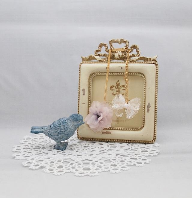 幻桜 ~Pendant necklace~