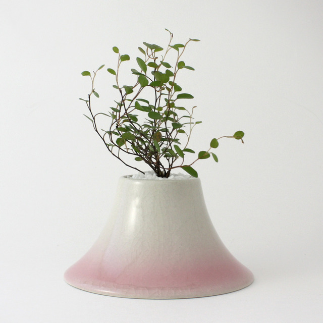 Plant Fuji (薄紅色・Sサイズ)