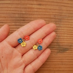 お花畑petit① pierce/earring -summer-