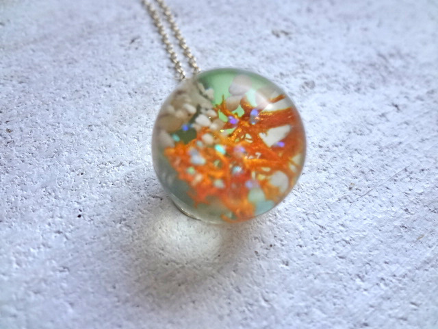 Seascape Necklace ddd