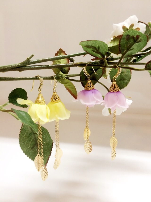 petit rose pierce☆belle☆全2色