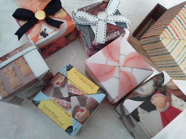 すべての折り紙 折り紙 箱 ふた付き 作り方 : かわいい!!!箱の作り方 ...