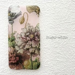 iPhone ケース ❤︎  classical poppy : dusty pink              iPhone11 他