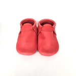 Moccasins Simple RED