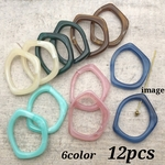 【chmm3920acrc】【6color 12pct】irregularity frame parts