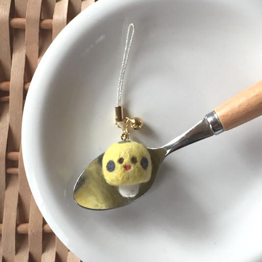 きのこストラップ(itoasobi × kinoko ...