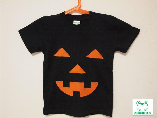 【S様オーダー品】ハロウィンTシャツ/130サイズ