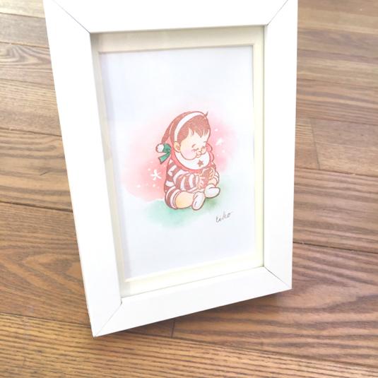 【ご予約制作】私の妖精ハンコ