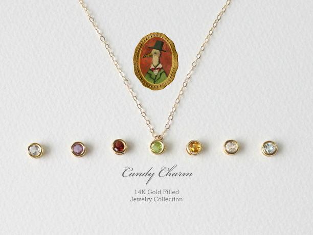 Hanako�Ǻܺ��� 14KGF Candy charm �ͥå��쥹