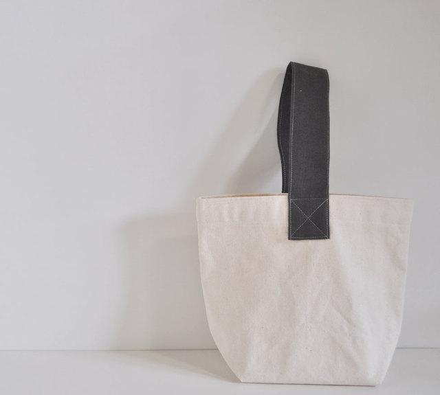 ミニミニ帆布バッグ