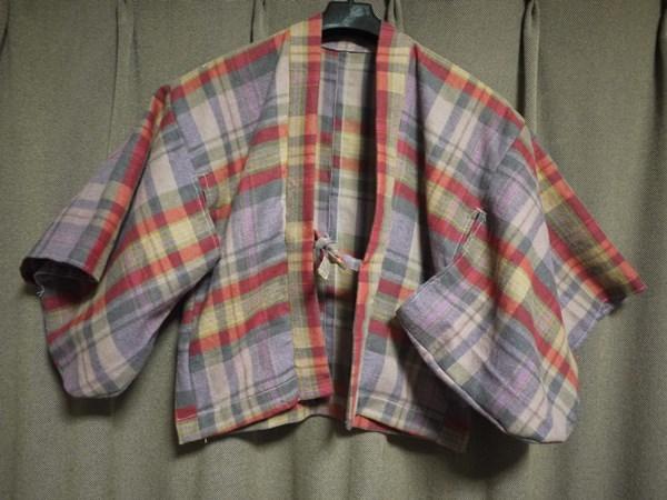 いろいろに使える羽織 90-100センチ用