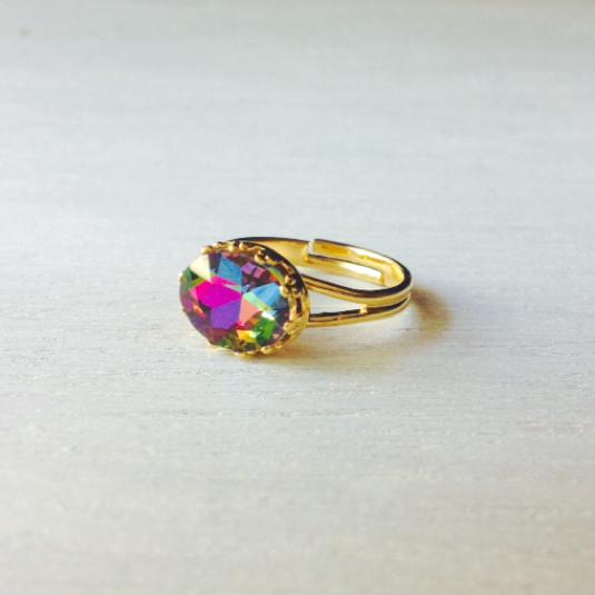 jewel    (指輪はフリーサイズ/広げる?狭めるでご自身で調整可能)画像追加