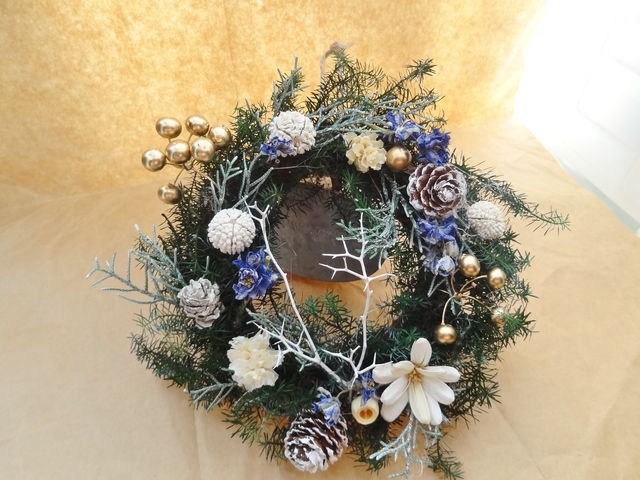 「thanks 1000」 ホワイトクリスマス