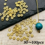 【knz3940brsr】【約90~100個】petit beads spacer