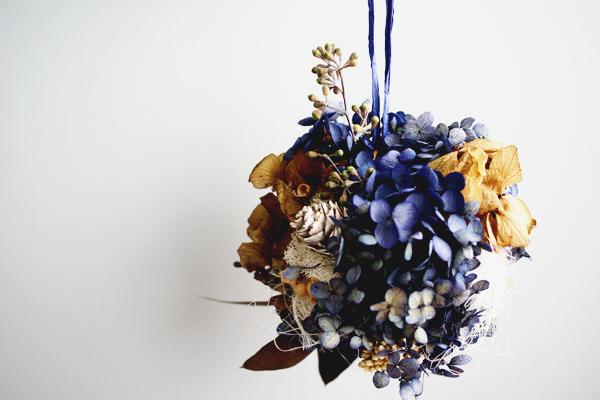 ボールリース balle bail:Le bleu marine