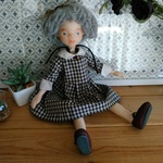 handmade doll  No.031