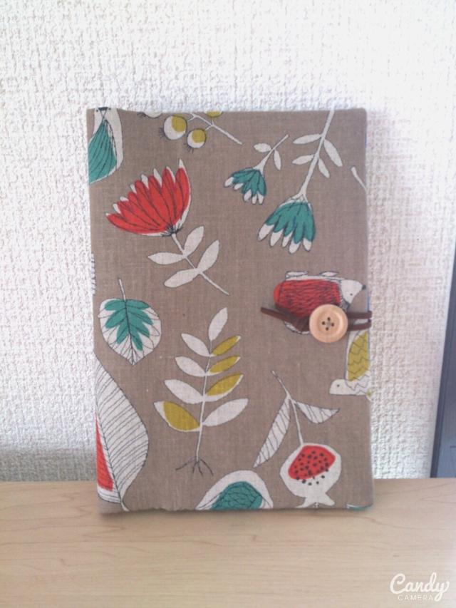 動物と植物 母子手帳ケース