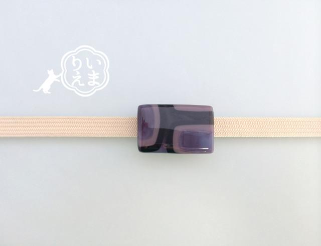 パターン 紫苑 M1 #帯留め #帯 #着物 #和装
