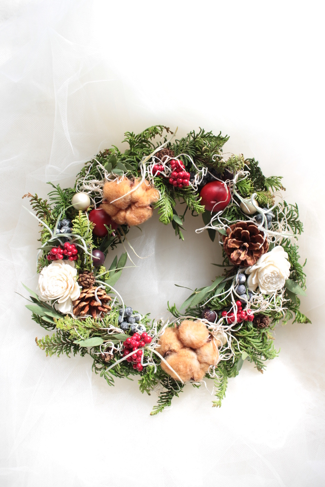 wreath #115