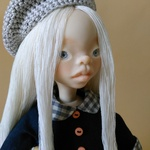 handmade doll  No.030