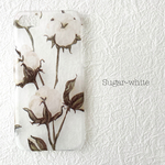 iPhone ケース ❤︎  cotton : A