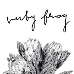 Ruby Frog ルビーフロッグさんのプロフィール ハンドメイドマーケット Minne
