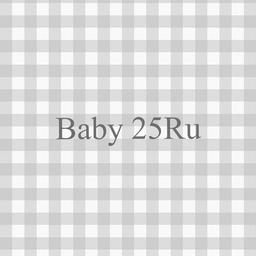 Baby 25ru さんのプロフィール ハンドメイドマーケット Minne