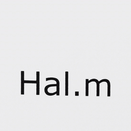 Hal M ハルム さんのプロフィール ハンドメイドマーケット Minne