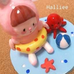 Hallieeさんのプロフィール ハンドメイドマーケット Minne