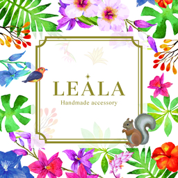 Lealaさんのプロフィール ハンドメイドマーケット Minne