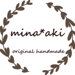 Mina Akiさんのプロフィール ハンドメイドマーケット Minne