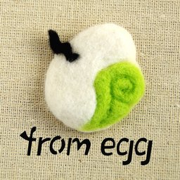 from egg
