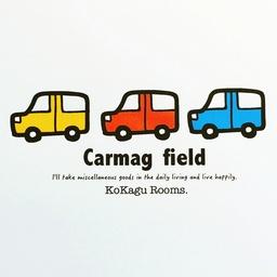 Carmag Fieldさんのプロフィール ハンドメイドマーケット Minne