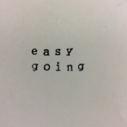 easygoing